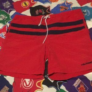 Vintage Tommy Hilfiger board shorts